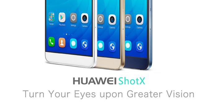 Huawei Shot X: opvallende smartphone met uitklapbare camera in Nederland