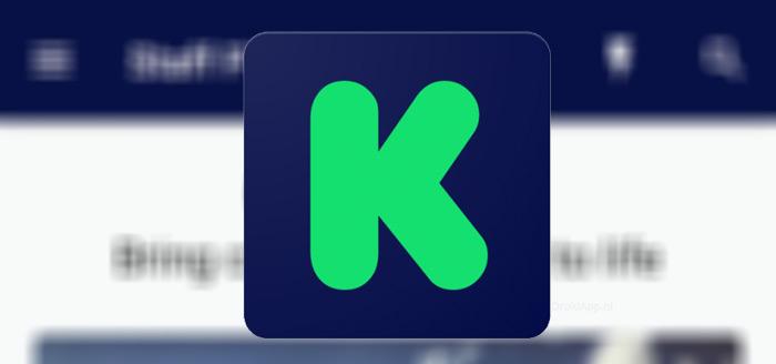 Kickstarter brengt (eindelijk) haar Android-app uit