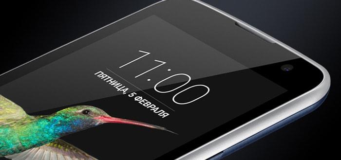 LG K4: scherp geprijsde smartphone uitgebracht in Nederland