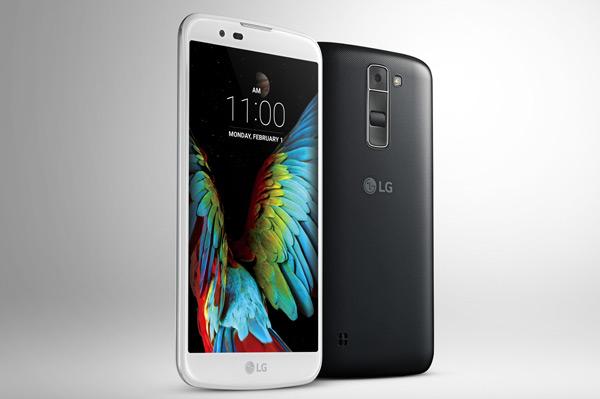 LG K7 LG K10