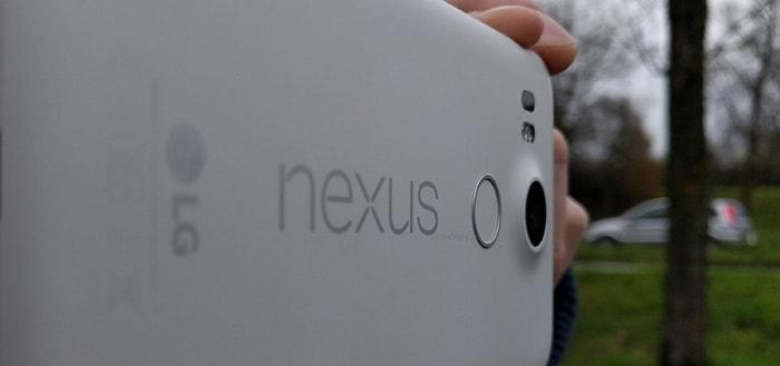 Pichai: Nexus krijgt nieuw ontwerp, meer software en meer invloed door Google