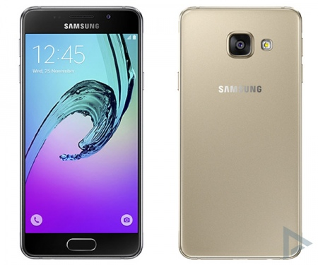 Samsung Galaxy A3 2016 Android 7.0 Nougat