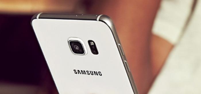 'Samsung komt volgend jaar met 5 high-end smartphones en opvouwbare Galaxy X'