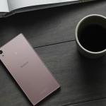 'Vrouwelijke' Sony Xperia Z5 Pink gepresenteerd