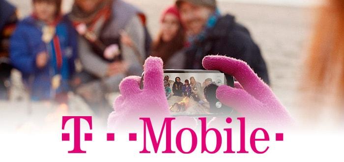 T-Mobile geeft cadeautjes: klanten krijgen gratis onbeperkt internet-bundel
