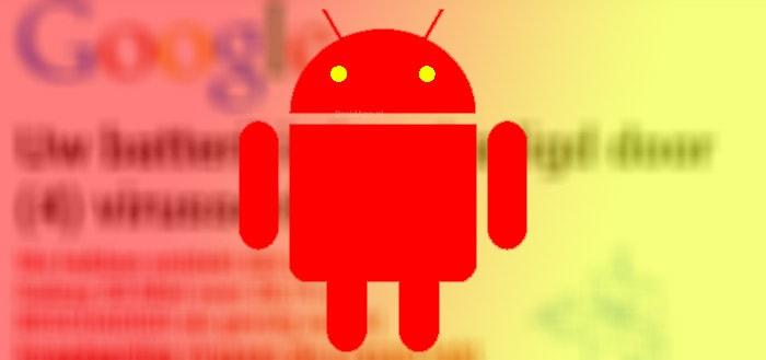 'Uw batterij is beschadigd': nieuwe malware opgedoken in browser
