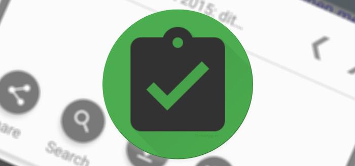 Clipboard Actions: haal alles uit je klembord met deze handige app
