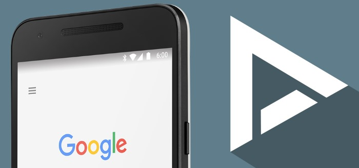DroidApp Vandaag van 4 oktober 2016: Google en meer