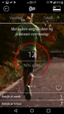 Etos app
