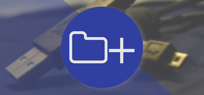 Folder.Plus: beheer draadloos je bestanden