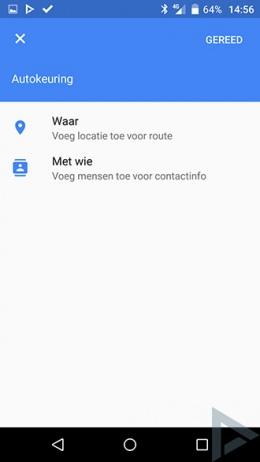 Google Agenda Smart Event