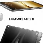 Huawei Mate 8 vanaf nu verkrijgbaar in Nederland