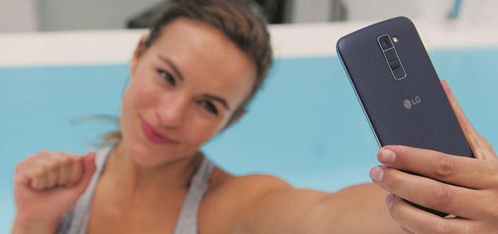 LG onthult betaalbare en stijlvolle K-serie met LG K7 en K10
