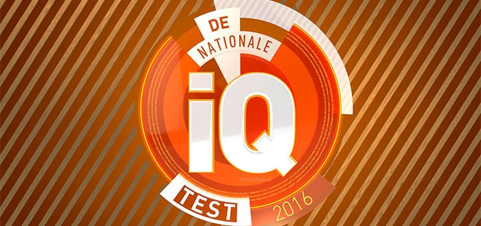 De Nationale IQ Test 2016: speel mee via de app