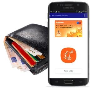 Rabobank Rabo Wallet NFC