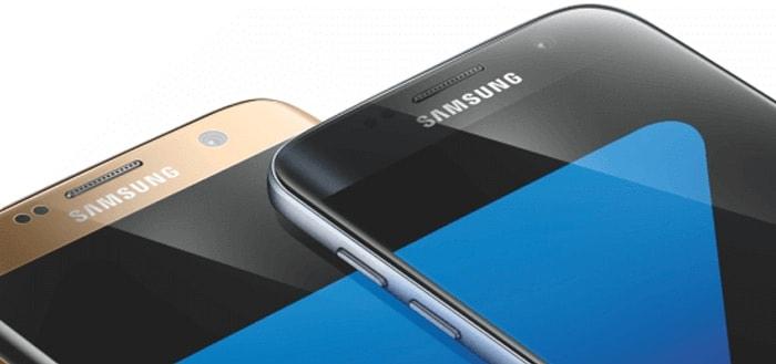 Eerste live-foto opgedoken van Samsung Galaxy S7