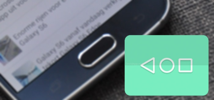 Simple Control vervangt de functies van kapotte knoppen