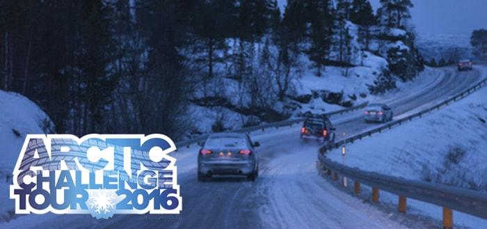 The Arctic Challenge Tour app: volg de reis naar de Noordpoolcirkel