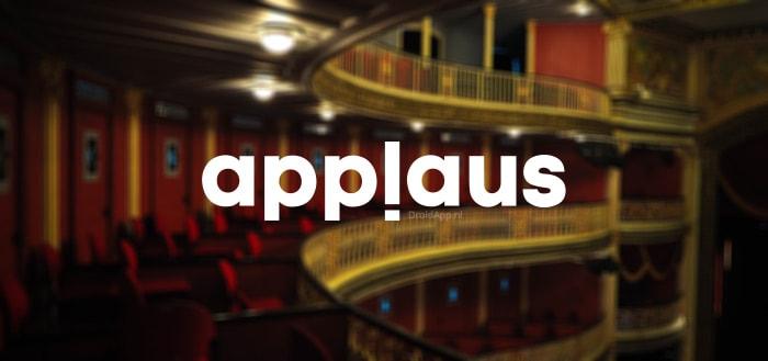 Applaus: het complete overzicht van theatervoorstellingen in één app