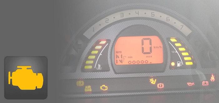 Vehicle Dashboard Symbols Geeft Uitleg Van Lampjes Op Je Dashboard
