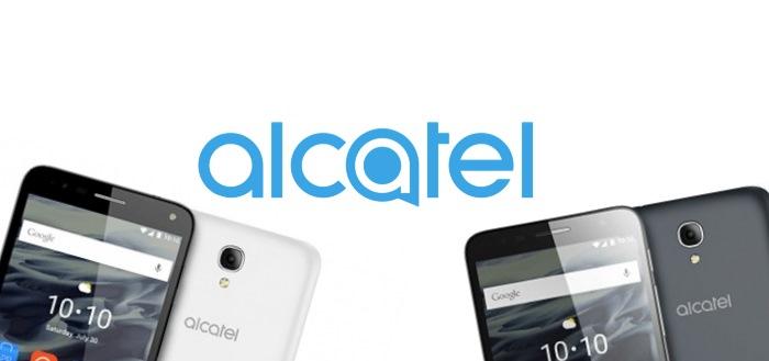 Evleaks lekt roadmap Alcatel met interessante smartphones voor 2018