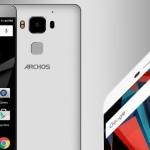 Archos Diamond 2 Note en Diamond 2 Plus: zeer uitgebreide, betaalbare smartphones aangekondigd