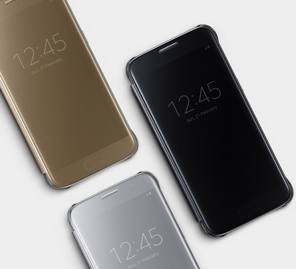 Samsung Galaxy S7 Clear View Cover