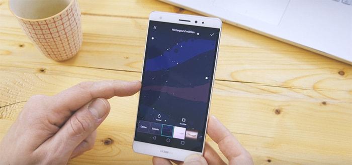 Huawei: zo ziet Android 6.0 met EMUI 4.0 eruit op de Mate S