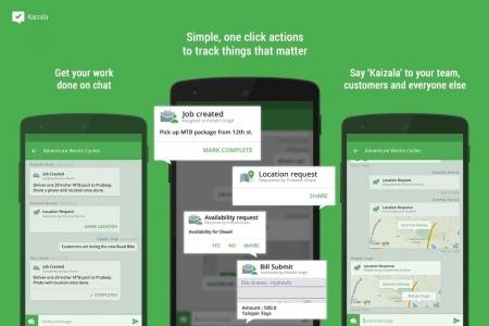Kaizala-app