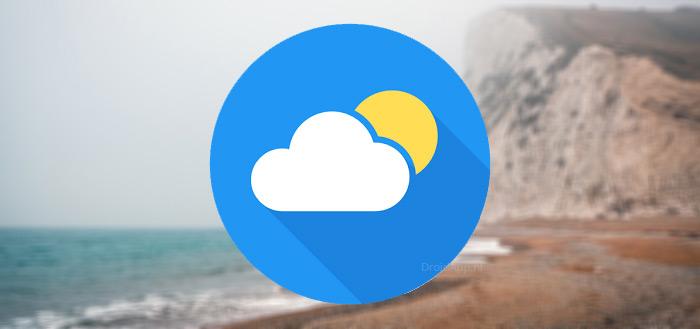 Klara: een strakke weer-app met duidelijke grafieken