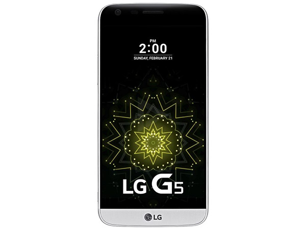 LG G5 voorkant