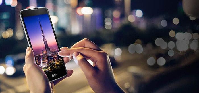 LG K8: gunstig geprijsde smartphone zet voet op Nederlandse bodem