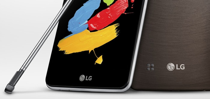 LG Stylus 2 is eerste smartphone ter wereld met DAB+ ondersteuning