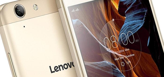 Lenovo Vibe K5 Plus: budget-smartphone gepresenteerd met Dolby-audio