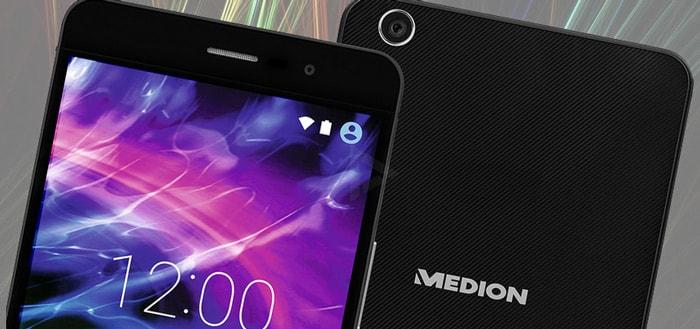 Medion presenteert krachtige S-serie smartphones en nieuwe tablet