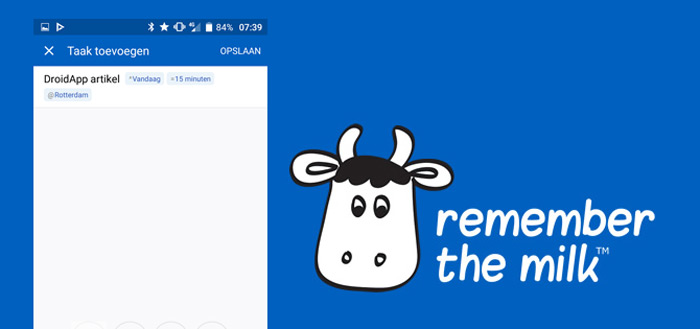Remember The Milk 4.0: strakke update voor populaire taken-app