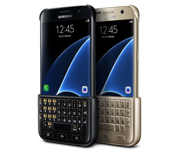 Samsung Galaxy S7 Keyboard Cover