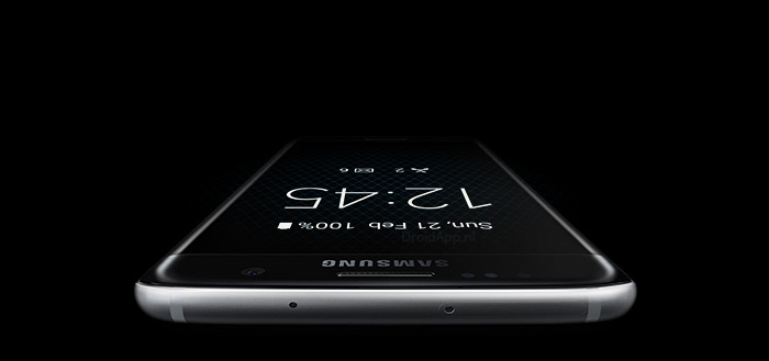 Samsung Galaxy S7 (Edge) krijgt beveiligingsupdate december 2016