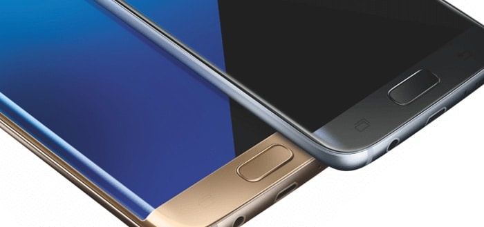 Demonstratie video Samsung Galaxy S7 Edge opgedoken