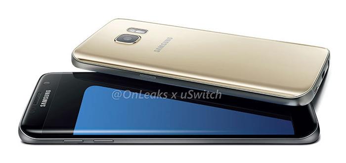Samsung Galaxy S7 (Edge): groot aantal hi-res foto's opgedoken