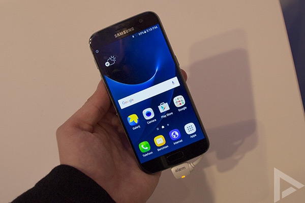 Samsung Galaxy S7 TouchWiz