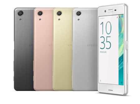 Sony Xperia X Performance Android 8.0 Oreo