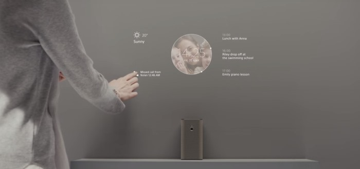 Sony presenteert nieuwe strategie en lanceert tal van slimme accessoires