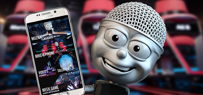 The Voice Kids-app geüpdatet voor seizoen 2016