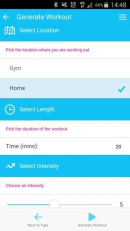 Updown Fitness