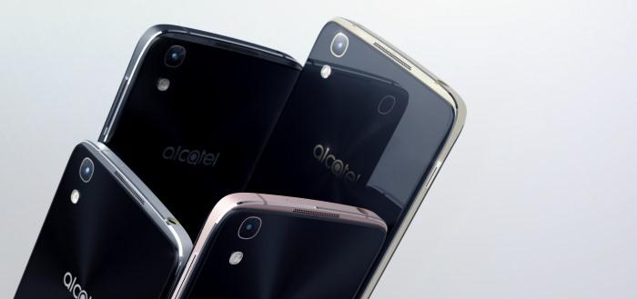 Alcatel werkt aan 'Idol 4 Pro' met Android 7.0 Nougat