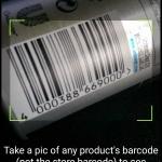 Bing zoeken barcode