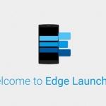 Edge Launcher 2.0: snel toegang tot belangrijke apps