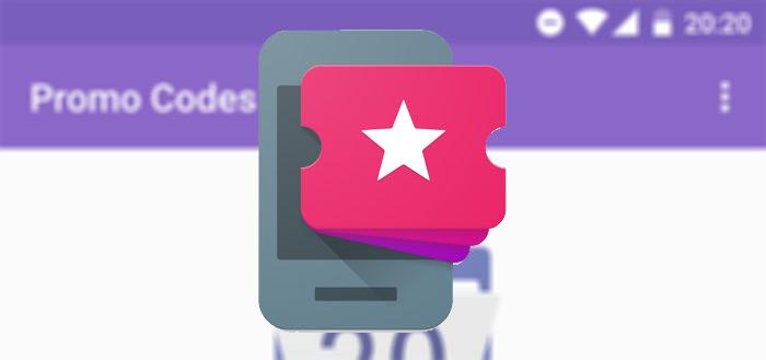 Promo Codes: nieuwe app laat je betaalde apps winnen