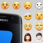 Samsung levert Galaxy S7 en S7 Edge met 159 nieuwe emojis